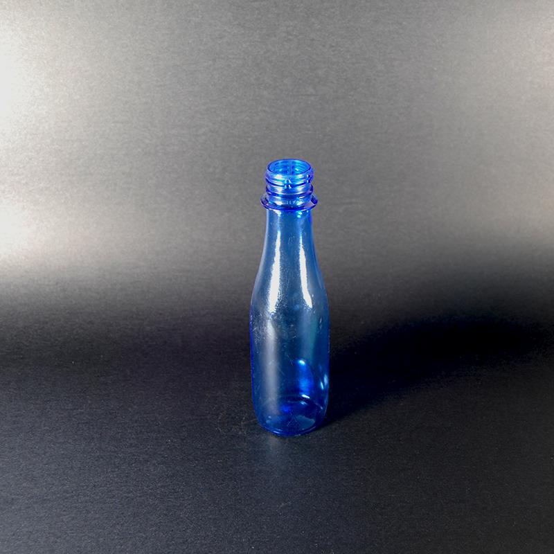 200ml Blue PET Bottle