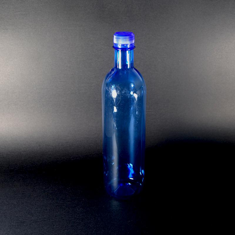 720ml Vinegar Blue PET Bottle